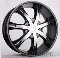 Car tyre wheel Pattern 705 for super fashion and great quality