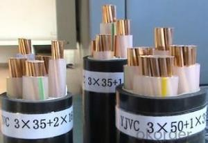 AL / PVC / PVC / SWA / PVC  Power  Cable