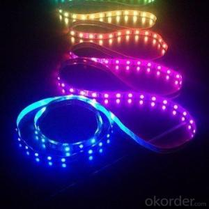 Led Strip Light DC 12/24V / 5V  SMD 5050 RGB+W 60 LEDS INDOOR VERSION