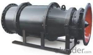 Submersible Crossflow Pump with High Quality