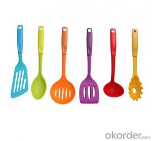 ART no.11 Silicone Kitchenware set for cooking