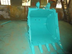 KOBELCO 200 excavator rock bucket excavator parts