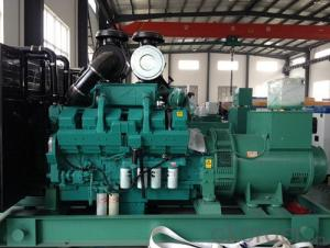 Cummins Genset Diesel Generator , 30kva to 600kva Power Generator