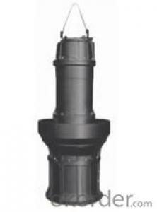 SLQZ (H)  type Axial Flow Submersible Electric Pump