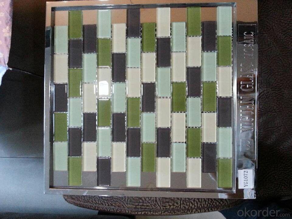 Glass Mosaic MSC-564 2015 Hot Sale Design