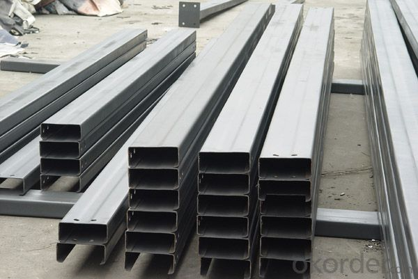 Hot-rolled Stainless C Type Steel Purlin/