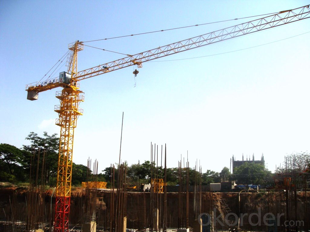 JL5510 Topkit Tower crane for construction site