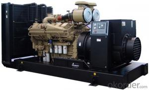 Factory price china yuchai diesel generator sets 740kw