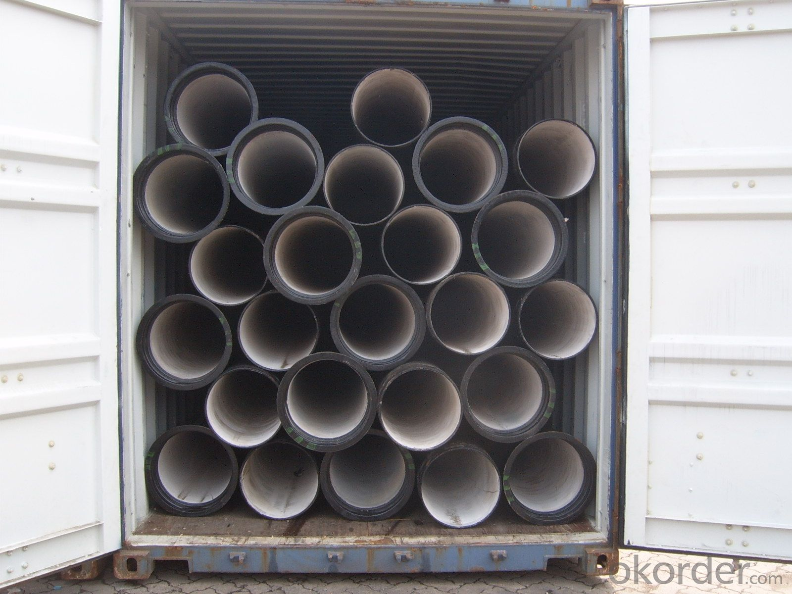 Ductile Iron Pipe Professional Manufacturer On Sale DN500 EN545/EN598/ISO2531