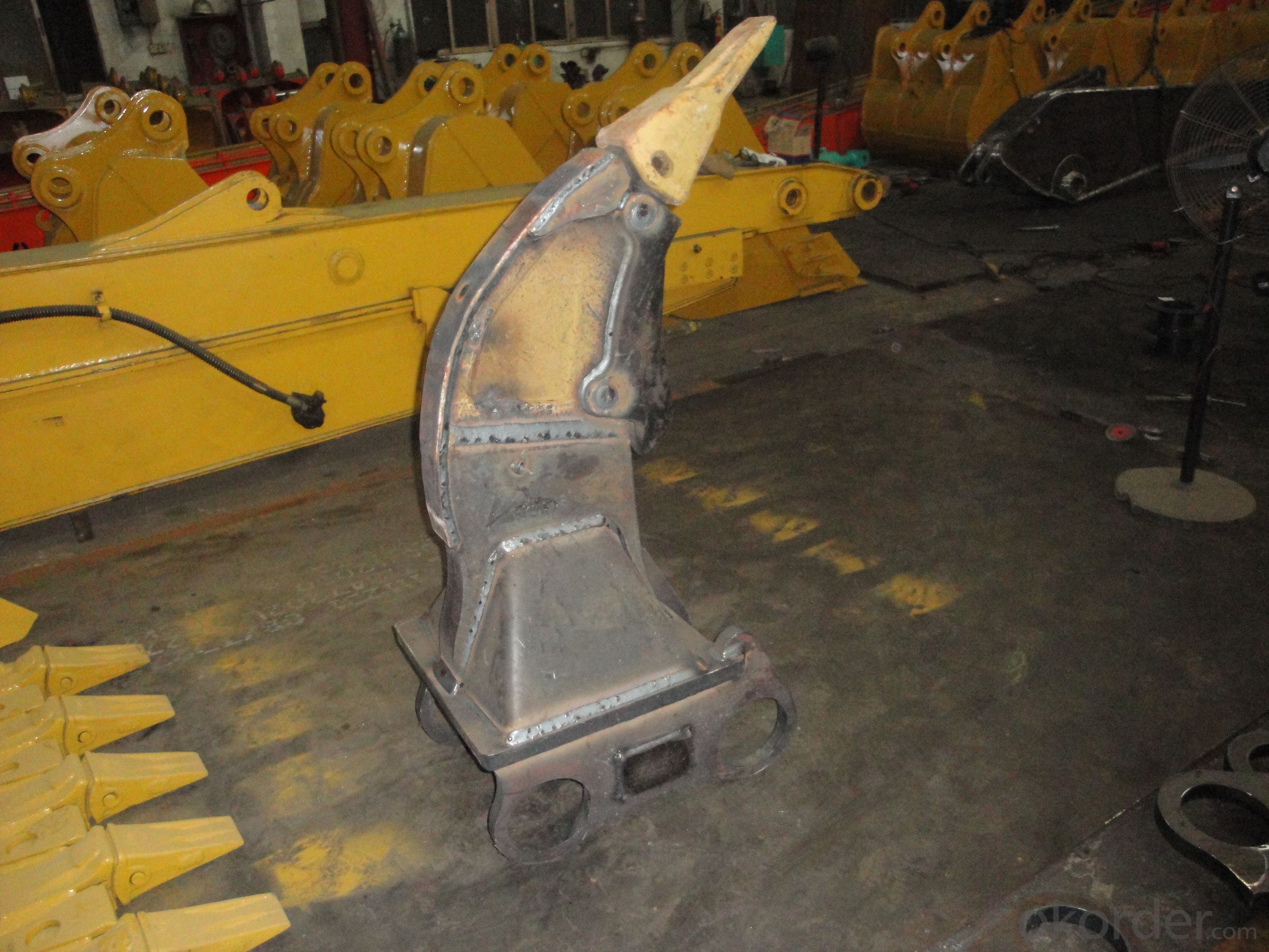 Komatsu 200-6 Scarifier excavator parts Komatsu 120/200-6/350/300/400