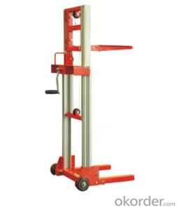 STACKER PRODUCT SERIE - Hand stacker STD