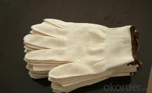 Safety Glove high quality industrial hand gloves, cotton knitted gloves