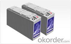 VRLA-LPFG Series Series gel solar battery  for on  grid