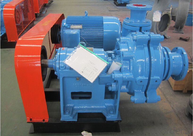 AH series Slurry Pumps with High Quality