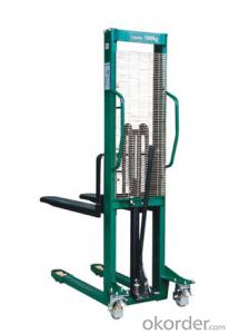 Hand Stacker--SFHXX16-A    Double-Acting Pump