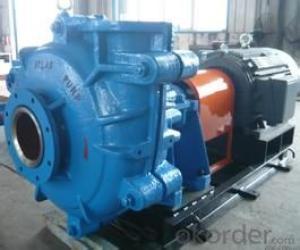 Super Battle Gravel Slurry Pump with High Quality