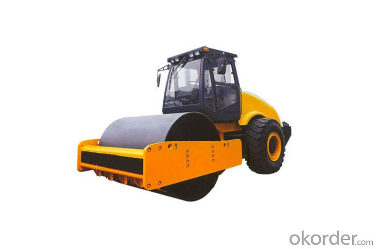 Hydraulic Single Drum Vibratory Roller  TMRC218H