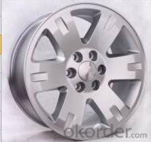 Car tyre wheel pattern 608 for super fashion and great quality