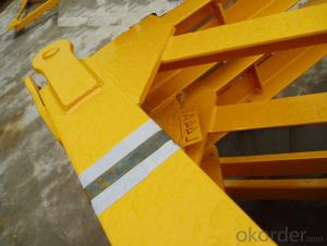 L44A1 MAST SECTION FOR TOWER CRANE WITH 1.6X1.6X3M DIMENSION