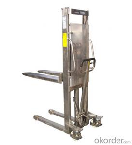 Hand Steeless Stacker---SFHS0516/SFHS1016/SFHS1516