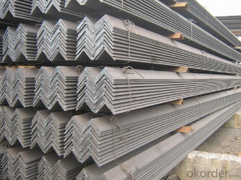 Angle steel hot rolled high qulity ASTM A36 GB Q235B