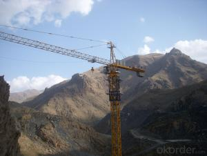 JL7034 Topkit Tower crane for construction site