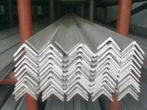 GB Q235B 20-250MM equal angle steel High quality hot rolled