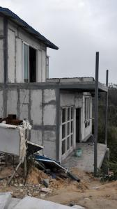 Light Weight Concrete Prefabricated House