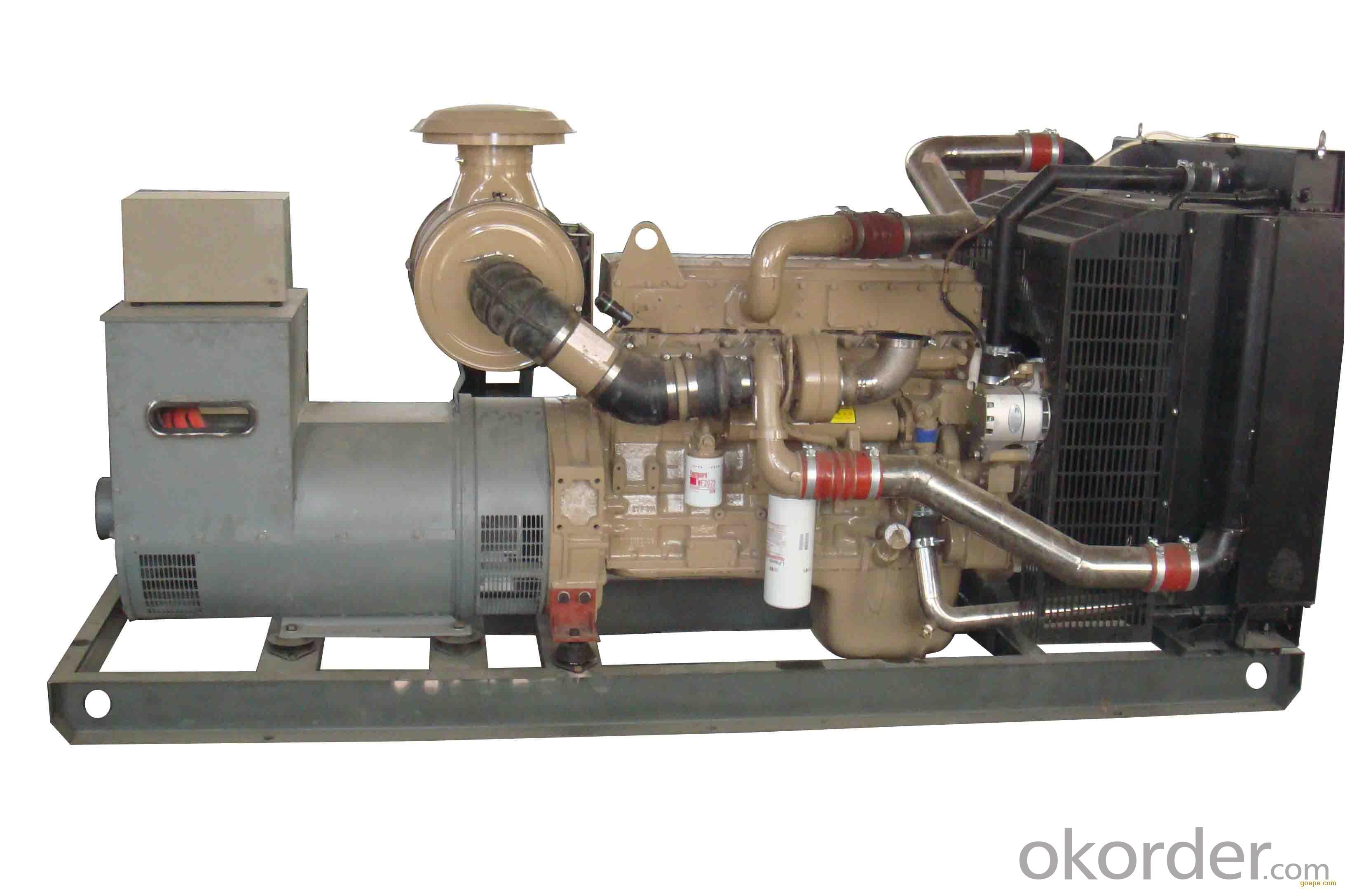 Factory price china yuchai diesel generator sets 550kw