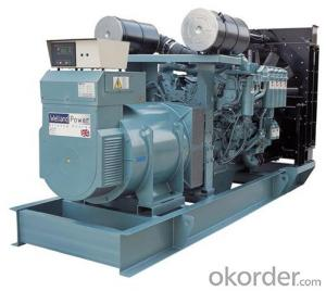Factory price china yuchai diesel generator sets 580kw