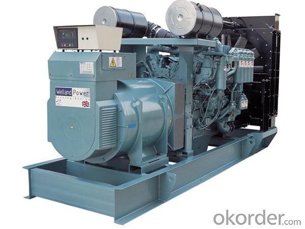 Factory price china yuchai diesel generator sets 590kw