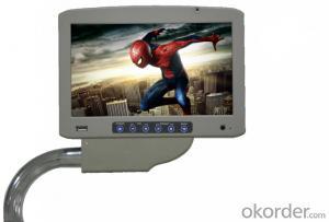 Super TFT LCD Monitor BVA-901 Armrest Model