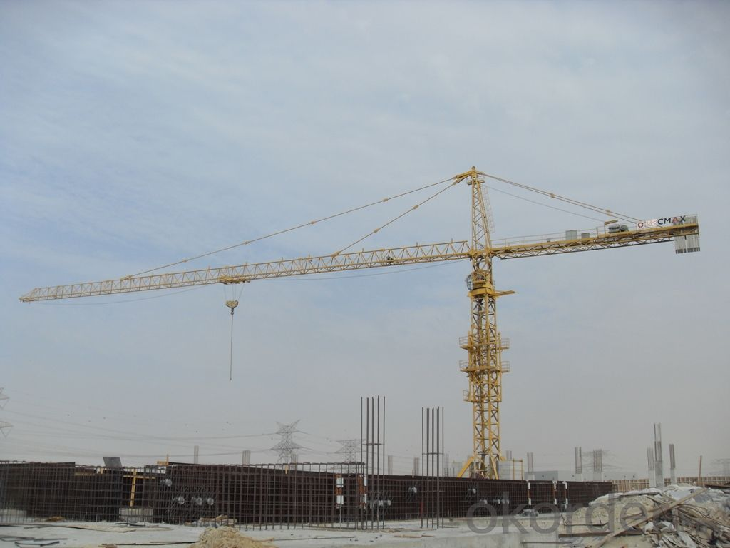 JL7020 Topkit Tower crane for construction site