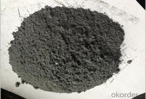 Refractory Raw Materials-Concrete with Silica Fume