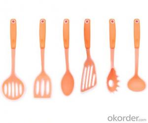 ART no.02 Silicone Kitchenware set for cooking