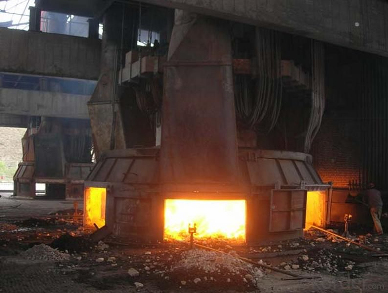 Refractory Raw Materials-Silicon-Manganese Alloy