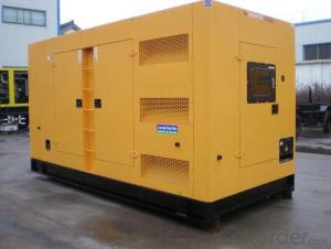 Factory price china yuchai diesel generator sets 770kw