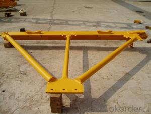 L68B2 MAST SECTION FOR TOWER CRANE WITH 2X2X3M DIMENSION