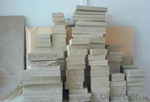 Heat Retention Material Vermiculite Fireproof Board