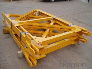 L68B1 MAST SECTION FOR TOWER CRANE WITH 2X2X3M DIMENSION