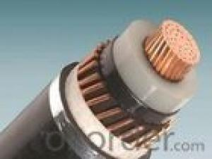 XLPE insulated armoured single core power cable