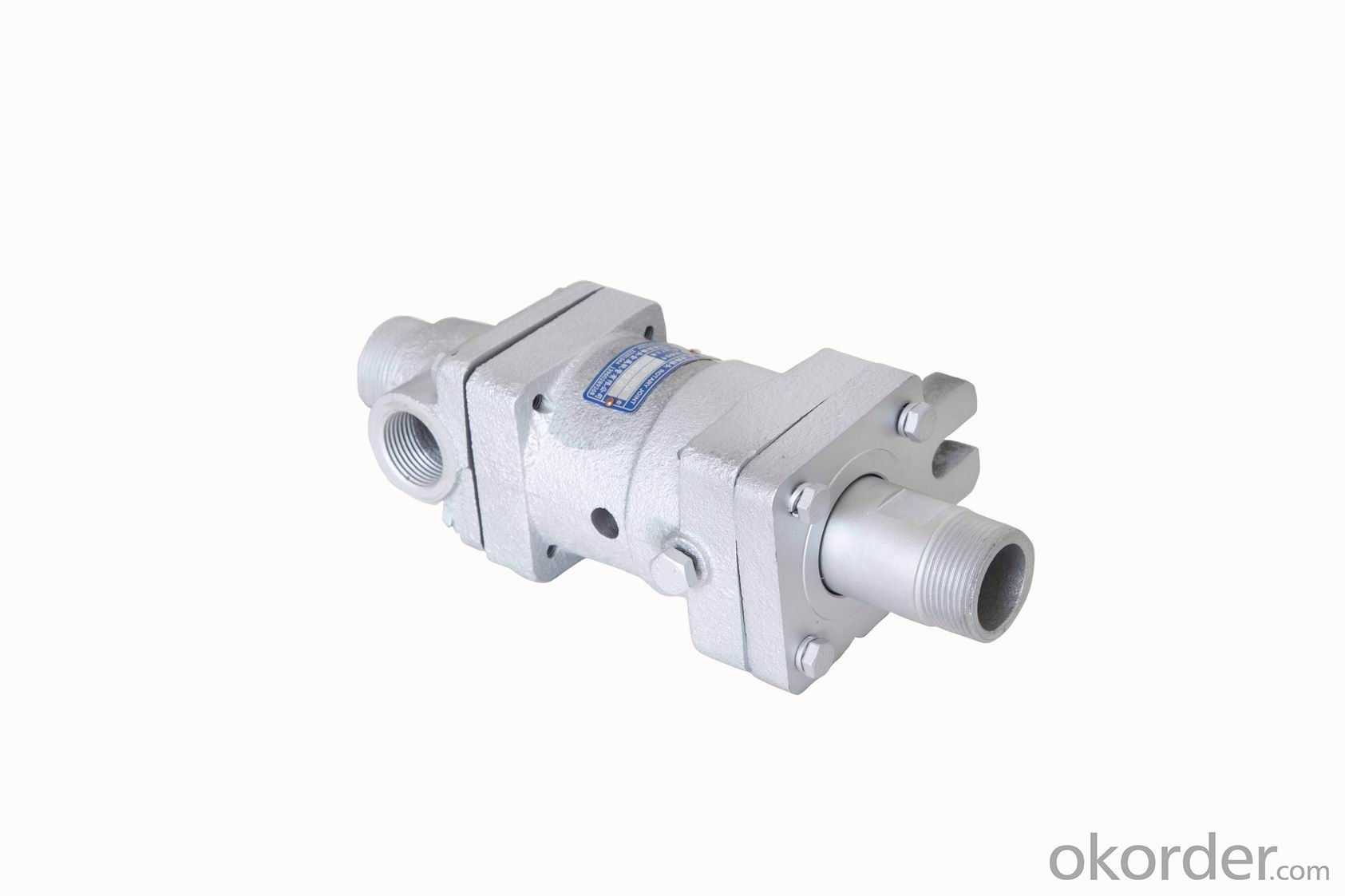 PP Rotary Joints Compression Fittings For Water Supply