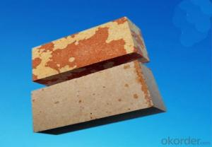 Refractory Silicon Brick Used in Glass Kiln