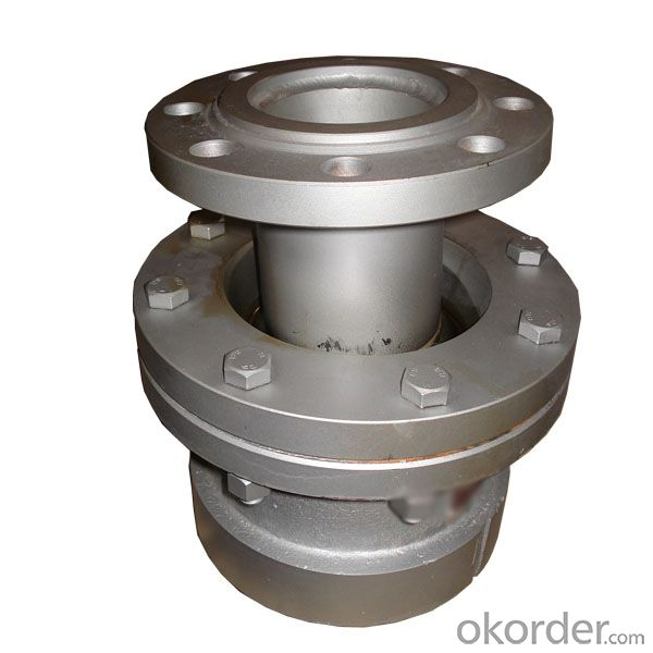 Thread Connection Type high temperature rotary joint,rotary union