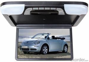 Super Roof Monitor With Built-In DVD Player TU-1418