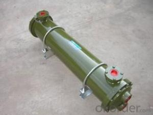 Tubular Heat Exchanger ( SUS316L) / Hydraulic and Lube Oil Cooling