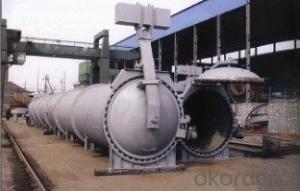 100,000m3/year AAC Block Brick Production Line Machinery