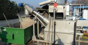WASTEMASTER TSB 1 Mechanical Effluent Pre-treatment Plant