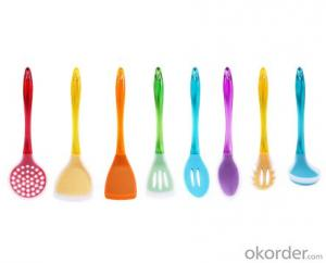 ART no.09 Silicone Kitchenware set for cooking