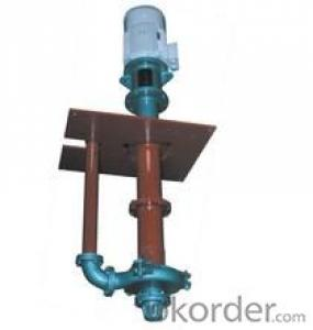 SP High Pressure Processing Submersible Slurry Pump